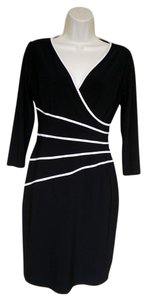 Ralph Lauren short dress Black/ white on Tradesy