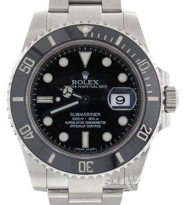 Rolex Rolex Submariner Date 40MM Ceramic Bezel Mens Watch 116610 Box&Papers