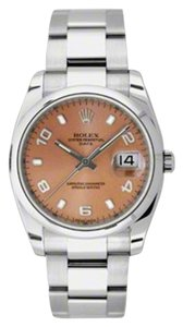 Rolex Rolex 115200 PAO Oyster Perpetual Date Unisex Watch (12895)