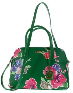 Kate Spade Small Rachelle Satchel in Spring and Bloom
