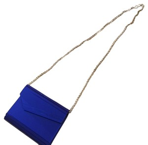 Jimmy Choo candy cluch Coblat Blue Clutch