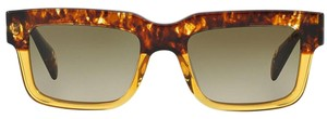 Prada Pr O1qs Cast Brown