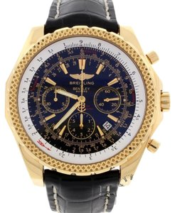 Breitling Breitling Bentley Motors Special Edition 18K Gold Chronograph 48MM Watch K25362