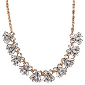 J.Crew J. Crew Women's Crystal Firefly NECKLACE 18