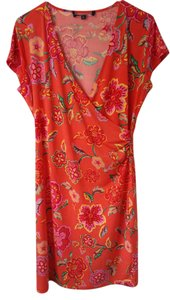 Other short dress Orange Summer Travel Tropical 8 on Tradesy