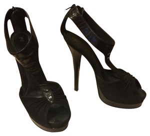 Fendi Pump Designer Black Pumps