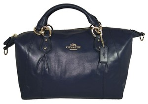 Coach Handbag Tote in blue