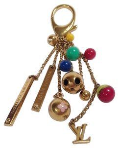 Louis Vuitton Porte Cles Grelot Key Ring