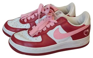 Nike Red, pink, white Athletic