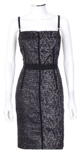 Dolce&Gabbana Dolce Gabbana Leopard Sheath 42 Us 6 S Dress