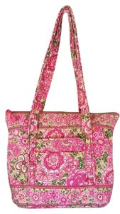 Vera Bradley Diaper Retired Floral Tote in Pink