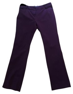 The Limited Boot Cut Pants Purple