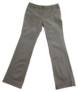 The Limited Boot Cut Pants Khaki