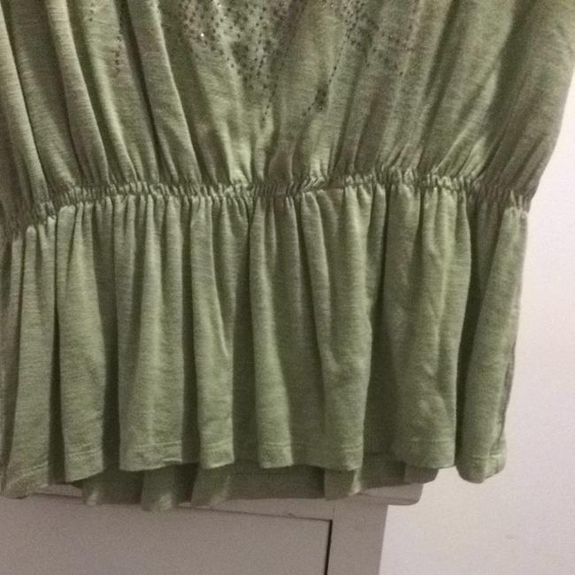 Kenneth Cole Top Light Green