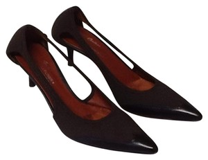 Donald J. Pliner Chocolate bar Pumps