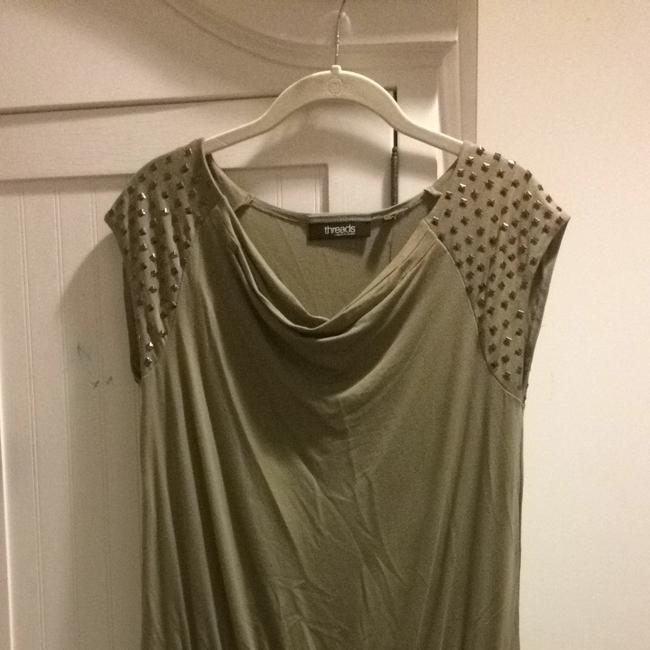 Saks Fifth Avenue Top Green