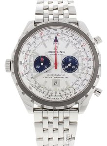 Breitling Breitling Chono-Matic 44MM Chronograph Watch A41360 Box & Papers