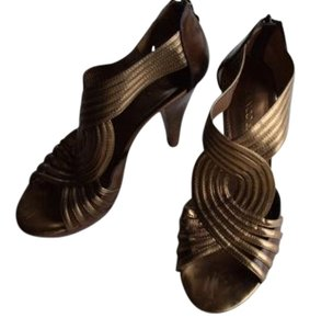 Franco Sarto Sandal Bronze Sandals