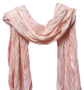 Ballet Pink Scarf - New Without Tags