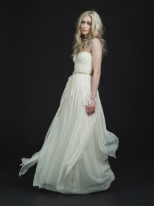 Sarah Seven Cascade Wedding Dress Wedding Dress