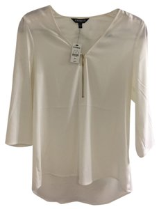Express Top Cream/White
