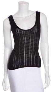 M Missoni Top Black