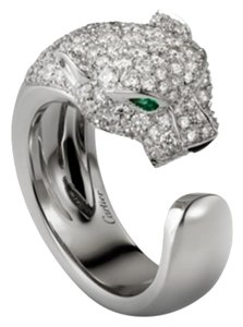 Cartier Panthere de Cartier Ring B4224900 US8.25