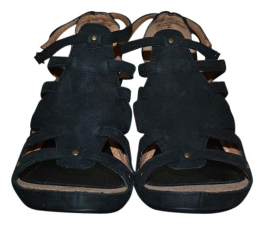 Kenneth Cole Reaction black Sandals