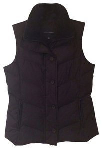 Banana Republic Down Zipper Button Vest