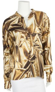 Stella McCartney Top Gold