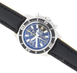 Breitling New Breitling Superocean Chronograph Watch A13341 Box/Papers