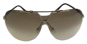 Dior Christian Dior 57th Rimless Gradient Brown Sunglasses. Brand New