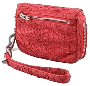 Alexander Wang Wristlet in red