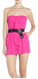 BCBGMAXAZRIA Pink Summer Spring Runway Dress