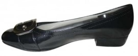 Preload https://item5.tradesy.com/images/kelly-and-katie-black-patent-whitney-leather-flats-size-us-85-155304-0-0.jpg?width=440&height=440