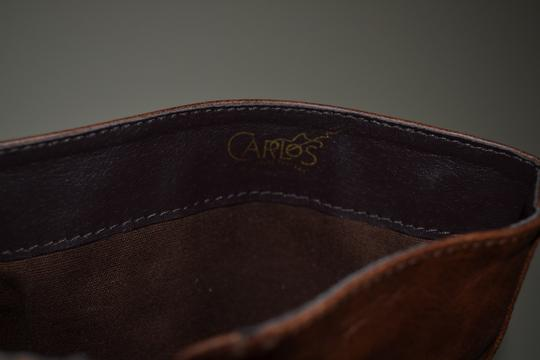 Carlos by Carlos Santana BROWN Boots