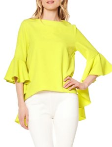 Gracia Top Yellow