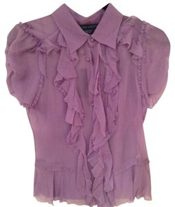 Ralph Lauren Top Purple Iris
