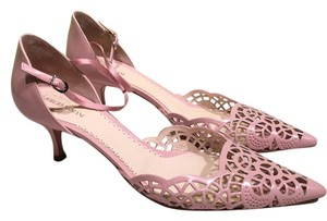 Giorgio Armani Light Pink Pumps