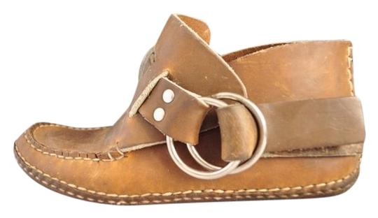 Quoddy Natural Boots