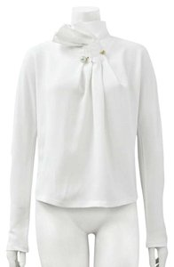 Gracia Top White