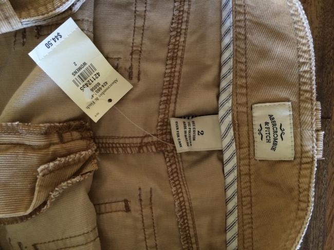 Abercrombie & Fitch Skirt Camel Brown Image 2