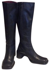 A. Giannetti Black Boots