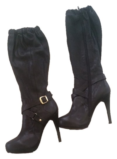 Frederick's of Hollywood black Boots