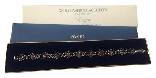 Avon Vintage Avon Fashion Accents in Jewelry Rosegay Convertible Choker / Bracelet New in Box 1974