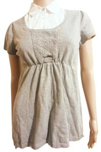 Motherhood Maternity Motherhood Maternity Gray Top