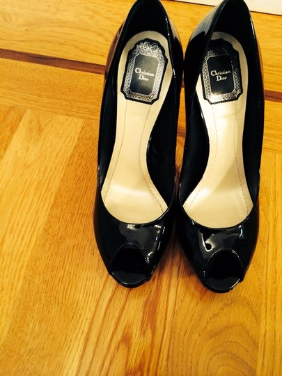 Dior Black Pumps