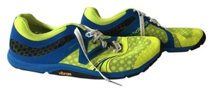 New Balance Vibram Neon Laces Blue/Bright Green Athletic