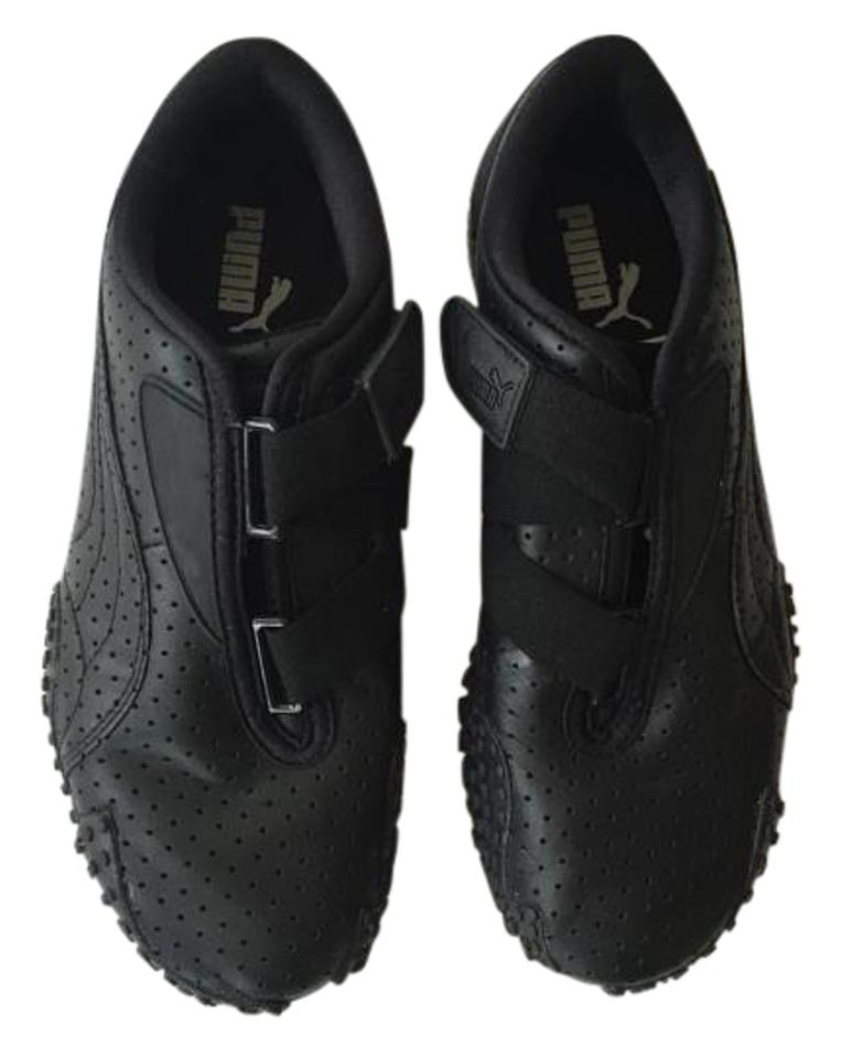 bas prix e7be1 be819 Black Mostro Perf Ext Sneakers