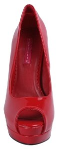 Bordello Red Pumps
